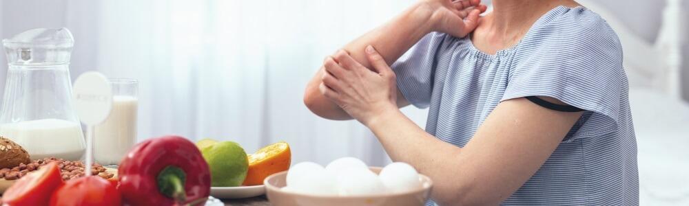 Voedselallergie symptomen